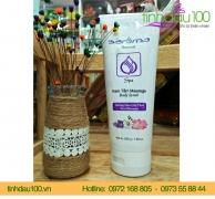 Kem tắm massage Hương hoa quý phái Saroma