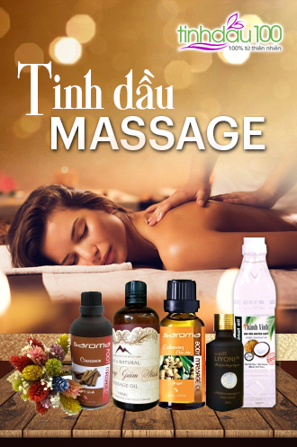 Dầu massage